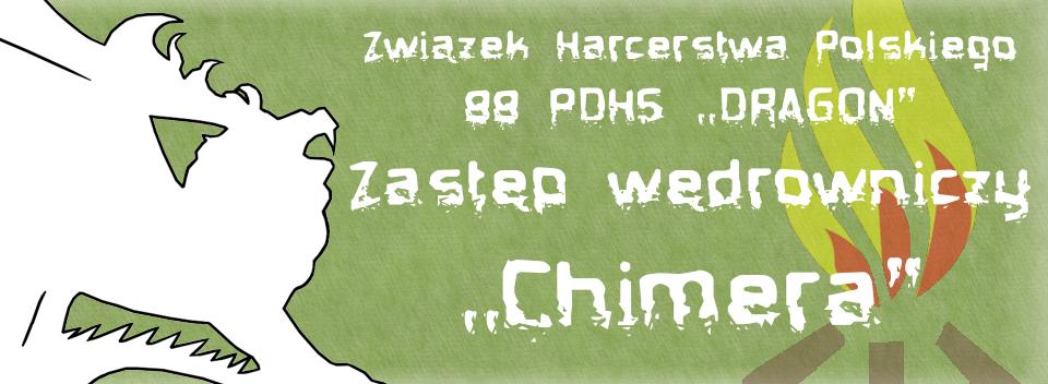 zastęp wędrowniczy Chimera
